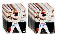 GEORGE FOSTER CINCINNATI REDS SIGNED 8x10 PHOTO NY METS SAN FRANCISCO GIANTS CHW