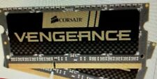 """VENGEANCE"" BY CORSAIR  SODIMM memory kit 16 GB (2x8 GB) 1600MHz DDR3 NEW"
