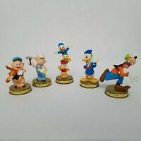 Disneys 100 Years of Magic Walt Disney World McDonalds Happy Meal Toys Lot of 5