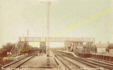 Selling Railway Station Photo. Faversham - Canterbury. SE&CR. (3)