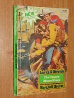 The Cannon Mound Gang Grover, Marshall Fair Condition 1985 First Edition