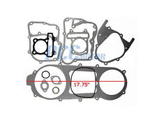 NEW SET GY6 157QMJ 150cc GASKET  LONG CASE ENGINE MOPED SCOOTER ATV H GS02