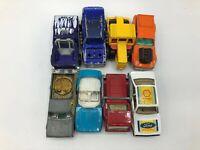 Vintage Lot 8 Matchbox Die Cast Toy Cars   C9