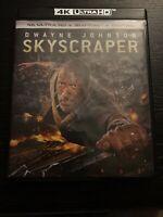 Skyscraper (4k Ultra HD + Blu-ray) No digital