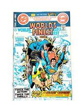 DC Worlds Finest Comics #271 The Secret Origins Comic Doms Greatest Team VF NM !