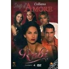 COLLANA SOAP D'AMORE - RUBI (4 DISCHI) DVD