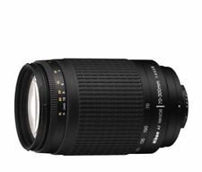 Nikon Auto & Manual Zoom SLR Camera Lenses