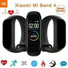 Original Xiaomi Mi Band 4 Global Smart Wristband Bracelet set film white