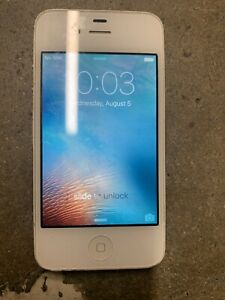 UNLOCKED  Apple iPhone 4S 64GB Verizon A&t T-Mobile  MD277LL/A