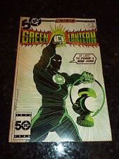 GREEN LANTERN Comic - No 195 - Date 12/1985 - DC Comics