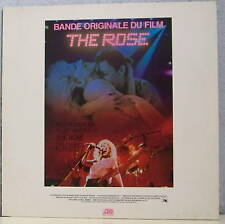 33T The ROSE Film Vinyl LP Bette MIDLER -BATES -FOREST - ATLANTIC 50681 F Reduit