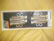 Harley,Sportster, 57-72, motor Head bolts,  chrome  New, USA OE style hex heads