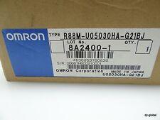 OMRON R88M-U05030HA-G21BJ Harmonic Drive Reducer CP-16A-21-J404A-SP MOT-I-41