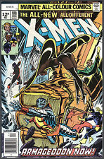 THE X-MEN ISSUE NUMBER 108 PRODUCED BY MARVEL COMICS