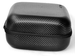 Black case box bag for Sony MDR SA3000 SA5000 MDR SA 3000 5000 DJ Headphones