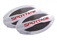 Front Grille Trunk Sportage Lettering Emblem Badge For 2011~2015 Kia Sportage