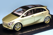 Mercedes-Benz Blue Zero Concept Road Cars Gold 2010, Spark S1056  Resin 1/43 NEW