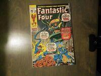 FANTASTIC FOUR #108 VF -- MARVEL COMICS -- STAN LEE