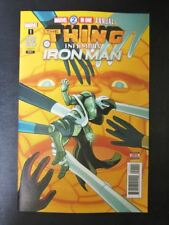 Marvel 2-in-One Annual #1 - August 2018 - Marvel Comic # 14I87