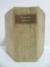 Importante seicentina ciceroniana da collezione in piena pergamena_Molto raro