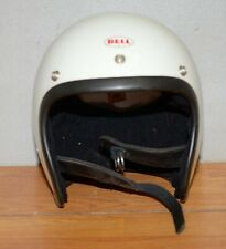 Rare Bell RT 1960's motorcycle racing helmet Long Beach CA, 7 5/8 collectible