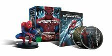 The Amazing Spider-Man (3D 2-Disc Figuren-Box-Set, Steelbook, + Comic -NEU (#B57