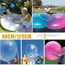 40/120CM Super Soft Wubble Inflatable Bubble Ball Stretch Sports kids Play Toys