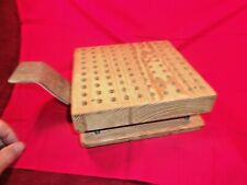 Reloading Cartridge Powder Charging Shakedown Tray 100 Count, For .223 cal. or S