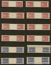 1939/40 Postage Dues