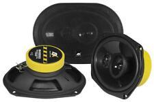 ESX Quantum 3-Wege Triax Auto Lautsprecher Boxen QXE-693 15x23 cm 300 Watt