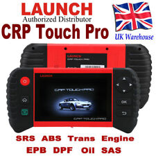 LAUNCH CRP TOUCH PRO OBD2 Diagnostic Scanner WIFI DPF/EPB Code Reader Android UK