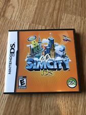 Sim City DS (Nintendo DS, 2007) Tested & Works VC2
