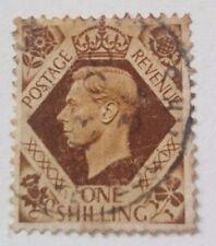 Used British George VI Stamps
