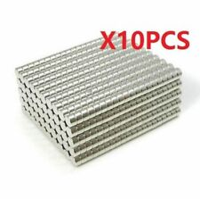 10pcs 5X3 mm Neodymium Disc Super Strong Rare Earth N35 Small Fridge Magnets ^