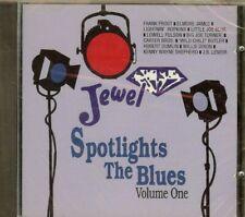JEWEL SPOTLIGHTS THE BLUES - VOL.1 - CD - NEW - SEALED