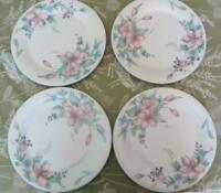 Royal Doulton Carmel Plates 10 5/8th  Inch Set of 4 £19.99 (Post Free UK)