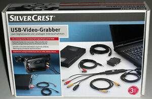 USB-Video-Grabber SilverCrest
