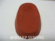 KNEE LIFT RUBBER PAD - OVAL - INDUSTRIAL SEWING SINGER