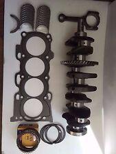 Toyota 2.4L 2AZFE Crankshaft with bearings,Rings.Graphite H.Gasket,Rod 2001-2006