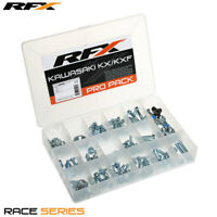 RFX Race Series MX Pro Bolt Pack (OEM Style) Kawasaki KX/KXF 02-20 Free UK Post