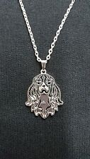 Cavalier King Charles Spaniel Dog Cute necklace 18""