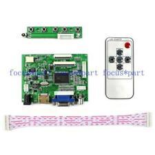 HDMI VGA 2AV LCD Controller Board For EJ080NA-04C HJ080IA-01E 40P 1024x768 LCD