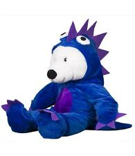 """Teddy Bear Blue/purple Monster Outfit, fits 16"""" teddy mountain and Build a Bear"""