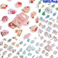 Aufkleber für Scrapbooking Etiketten für Tagebuch Scrapbooking Papier Sticker