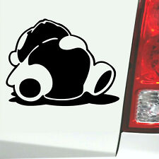 Auto Aufkleber sleepy Panda fun tuning Tier Sticker