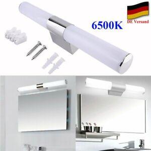 LED Spiegelleuchte Bad Beleuchtung Schminklicht Badezimmer Wandleuchte Wandlampe