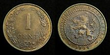 Netherlands - 1 Cent 1906 Prachtig/UNC