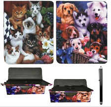 Dog / Cat  Designs  ipad case  For Apple  IPad 2 3 4 / Mini 1 2 3 / iPad Air1