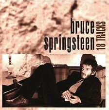 BRUCE SPRINGSTEEN - 18 Tracks CD - Japan Papersleeve Vers.