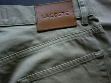 Mens lacoste Jeans NEW Tagged Size 30W 34L
